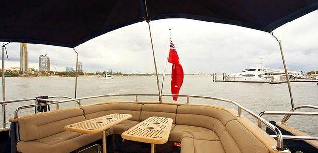 Pacific Huntress Charter Yacht - 2