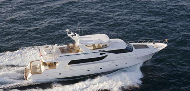 Besame Charter Yacht