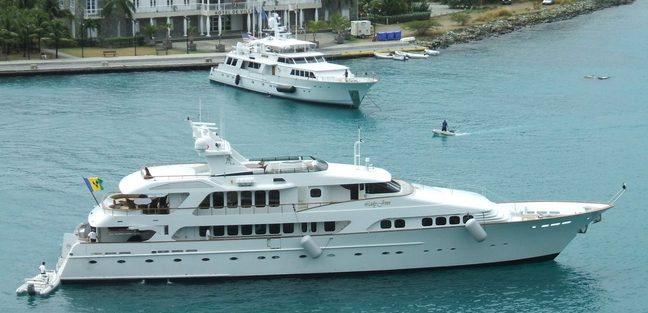 Grand Illusion Charter Yacht - 2