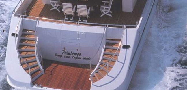 Printemps Charter Yacht - 4