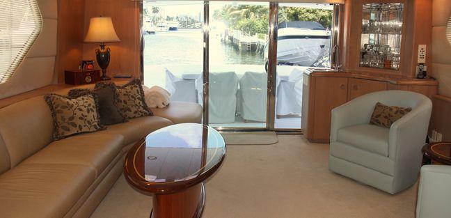 Hook Em Charter Yacht - 5