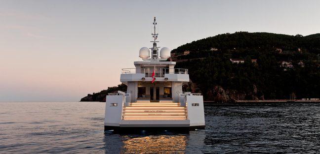 Sexy Fish Charter Yacht - 7