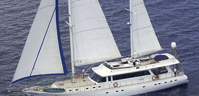 Clasship I Charter Yacht