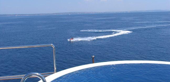 Big Aron Charter Yacht - 2