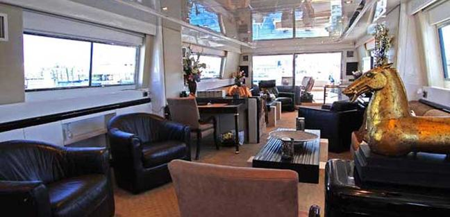 Illusions Charter Yacht - 6
