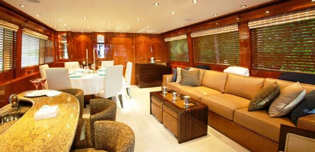 Panacea Charter Yacht - 4