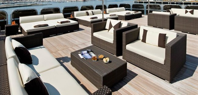 Force Blue Charter Yacht - 3