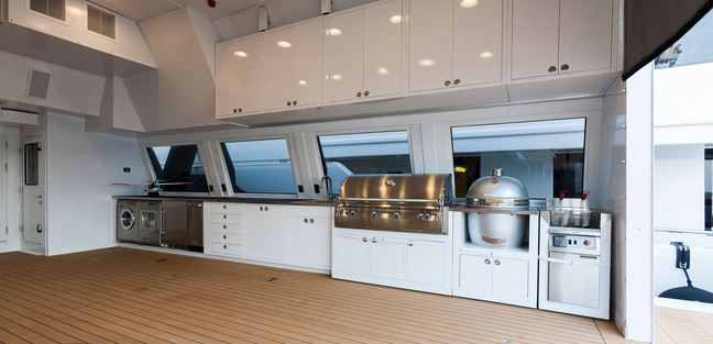 Axis Charter Yacht - 6
