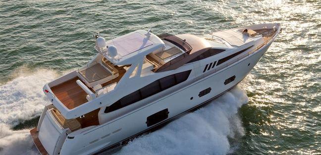 Tats Charter Yacht - 5