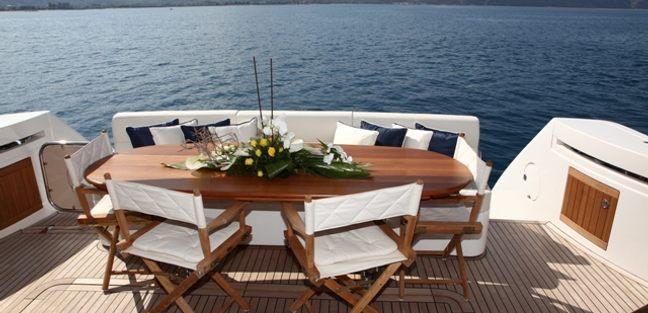 Gaby Charter Yacht - 3