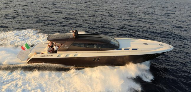 Mr Brown Charter Yacht