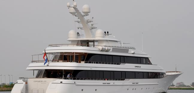 Drizzle Charter Yacht - 5