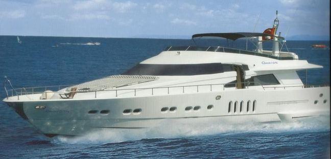 Q'est Ela Vita Charter Yacht