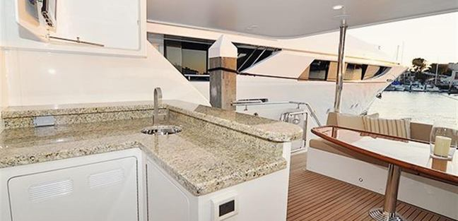Afterglow Charter Yacht - 5