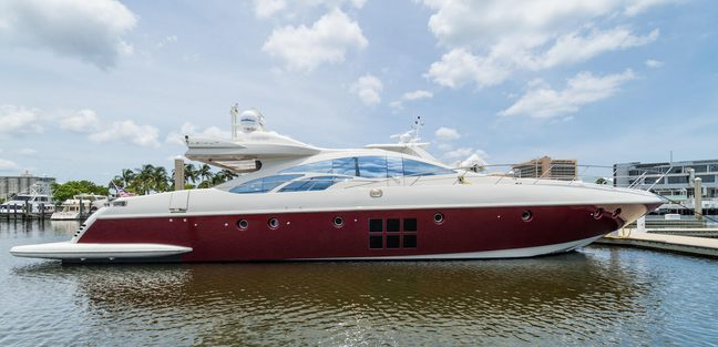 Gorgeous Gal Charter Yacht