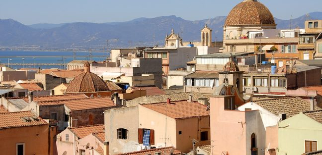 Explore the Capital City of Cagliari