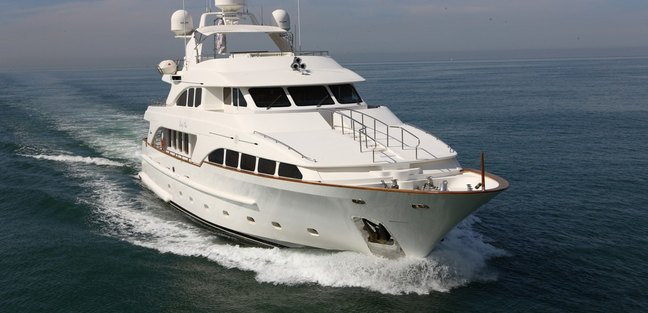 Dream On II Charter Yacht - 2