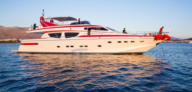 Albator Charter Yacht