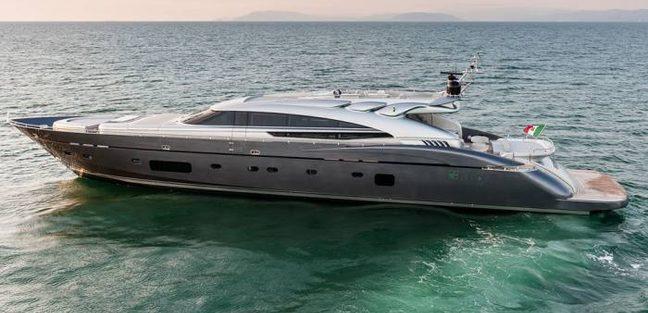 Seafire Charter Yacht