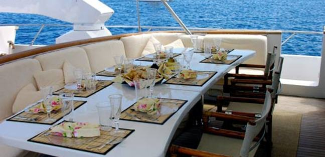 India Charter Yacht - 5