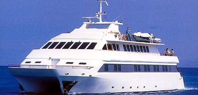 Aegean Princess Charter Yacht
