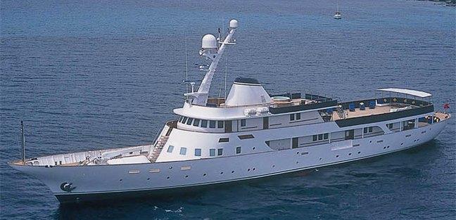 Paloma Charter Yacht - 2