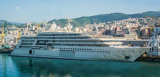 Fulk Al Salamah Charter Yacht - 7