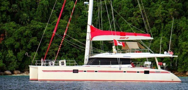 Blaze II Charter Yacht