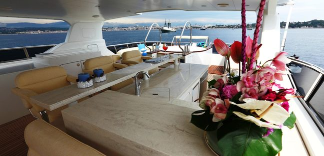 Smiling T Charter Yacht - 6