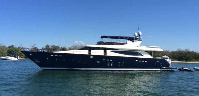 Vic Charter Yacht