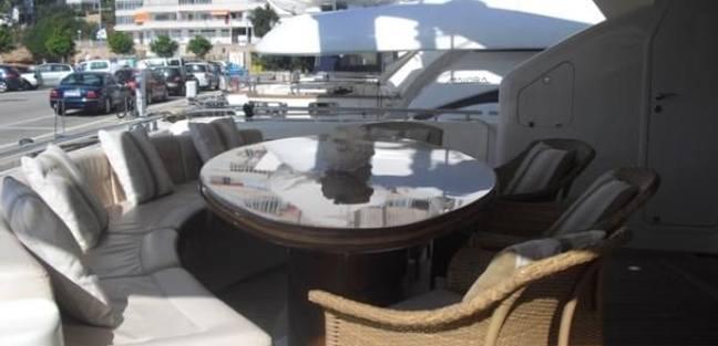 Mariposa Charter Yacht - 2