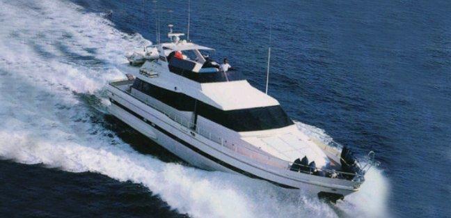 Ellinia Charter Yacht
