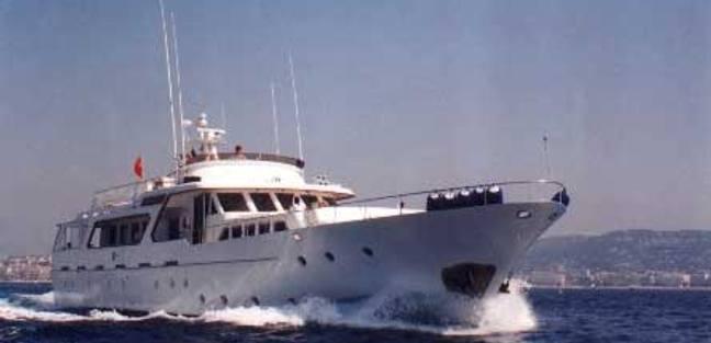 Lady Roxanne Charter Yacht - 6