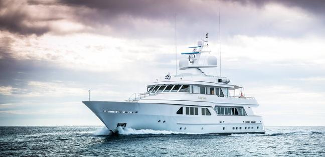 Lady Charlotte Charter Yacht