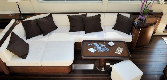 Something About Meri Charter Yacht - 6