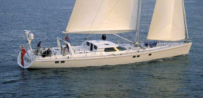 Shaman Charter Yacht - 2