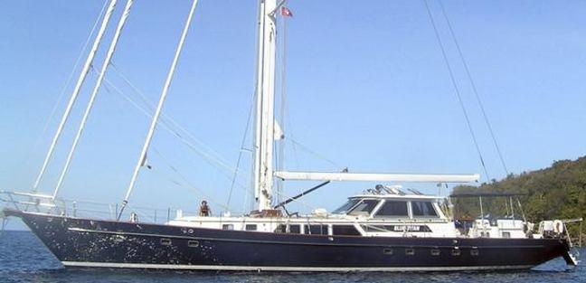 Blue Titan Charter Yacht