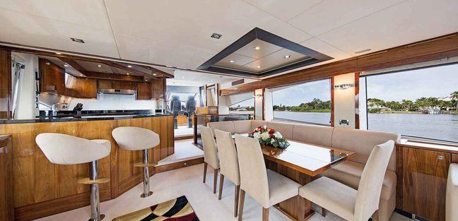 Perseverance II Charter Yacht - 5