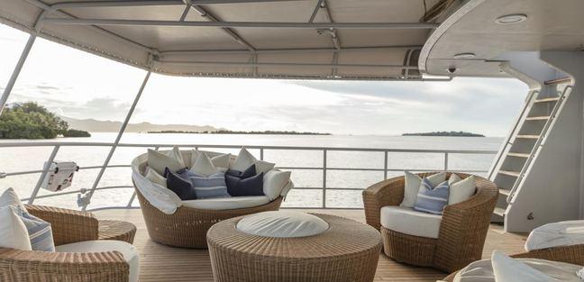 Dardanella Charter Yacht - 4