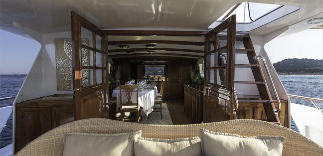 Le Kir Royal Charter Yacht - 8