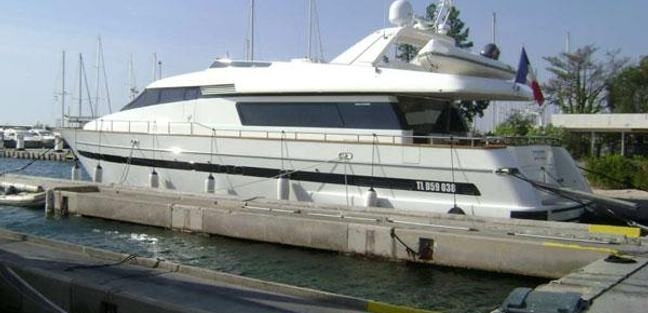 Coyote Charter Yacht