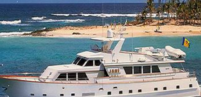 Pure Knightlife Charter Yacht