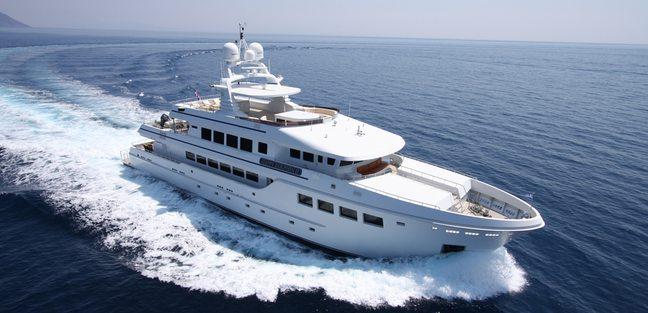 Happy Dolphin II Charter Yacht