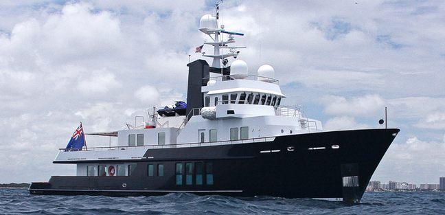 RH3 Charter Yacht