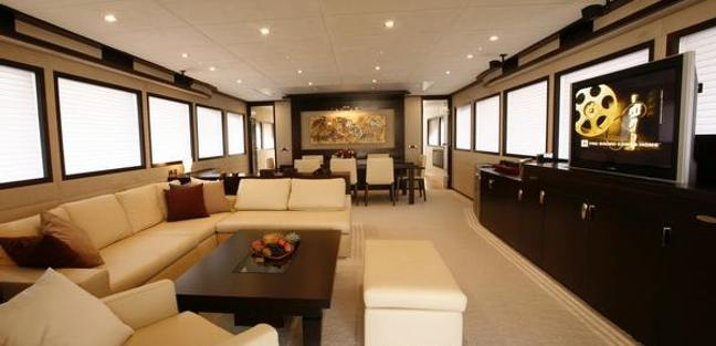 Grace Kelly Charter Yacht - 6