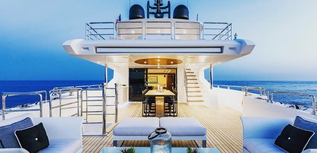 Altavita Charter Yacht - 2
