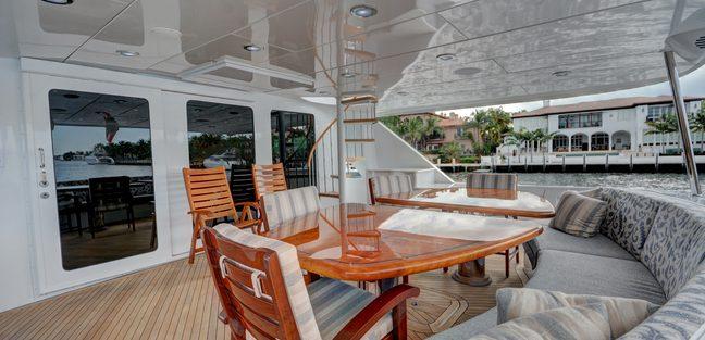 Avanti Charter Yacht - 3