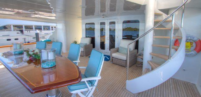 Elizabeth Charter Yacht - 4