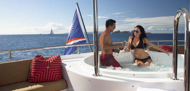 Nicole Evelyn Charter Yacht - 3