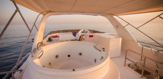 Black Pearl Charter Yacht - 8